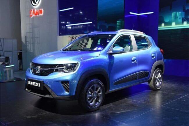 Berbasis Renault Kwid, DFSK Fengsen EX1 Berbanderol Rp 138 Juta