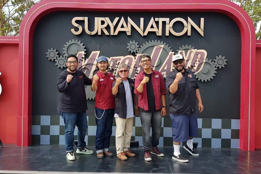 Suryanation Motorland 2019: Builder Lokal Kota Makassar Mulai Percaya Diri