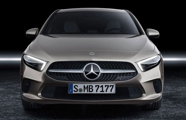 Mercedes-Benz A-Class launched in the Philippines at Php 2.79 million