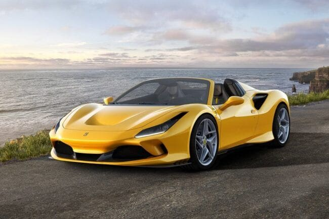 Ferrari F8 Spider, Drop-Top Terbaru Penerus 488 Spider