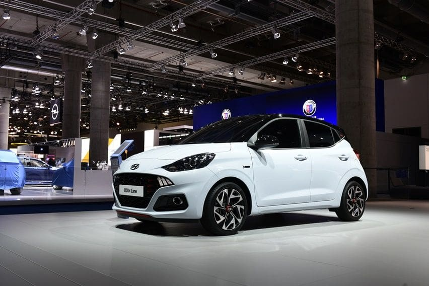 Hyundai i10 N Line, Si Mungil Bertenaga Turbo Mendebut