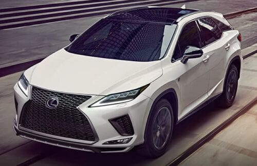 Lexus Rx 2019 200t F Sport Price Review In Malaysia Zigwheels
