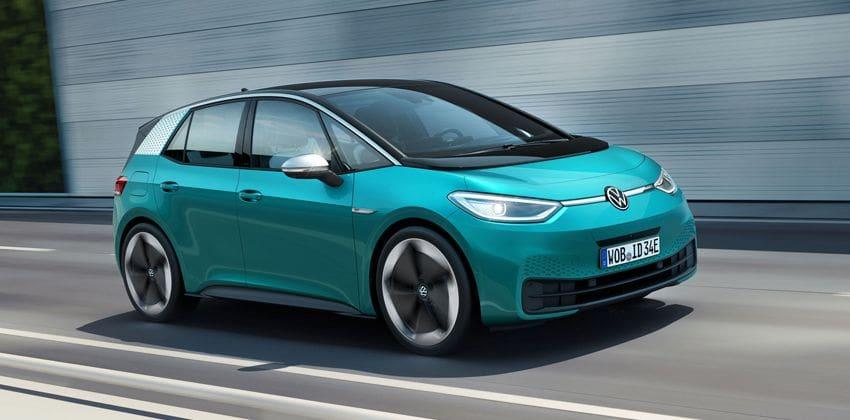 Volkswagen ID.3 R exterior