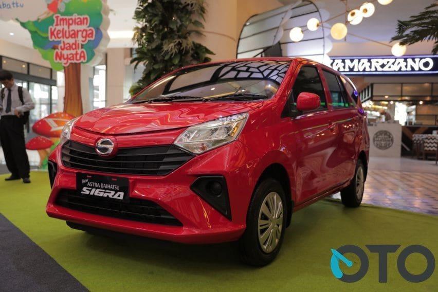 Penjualan Bulanan Didominasi Sigra, Daihatsu Ingin Pertahankan Posisi Kedua
