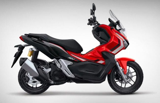 Honda ADV 150 ready to launch in the Philippines