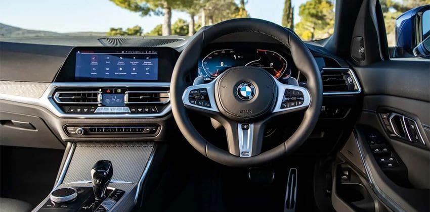 G20 BMW 3 Series INTERIOR