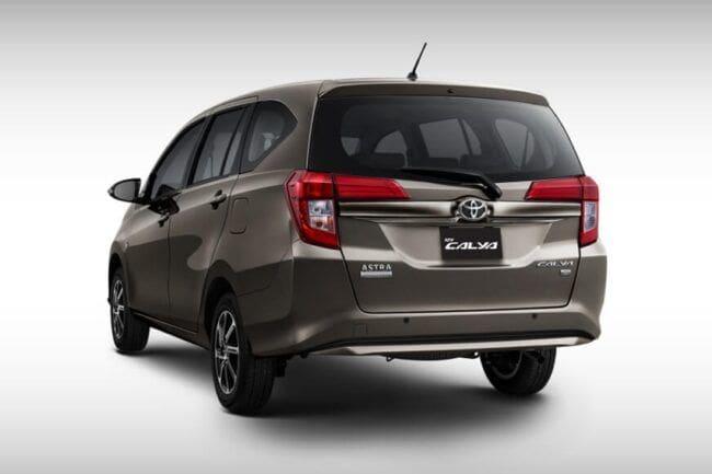 Kelebihan Toyota Calya Dibanding Daihatsu Sigra