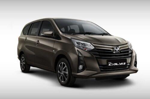 Harga Otr Toyota Calya Di Manado Lihat Simulasi Kredit Dp Cicilan Terendah