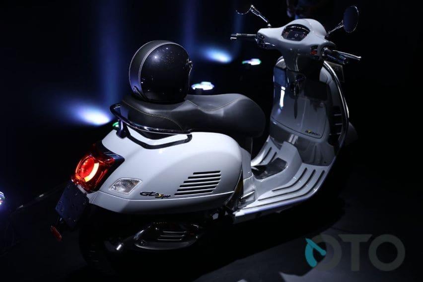 Vespa GTS 300 Super Tech