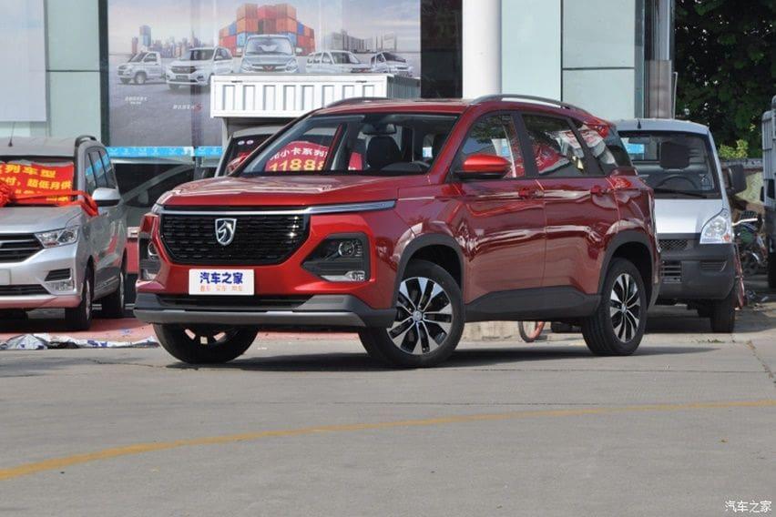 Wuling Almaz Versi Cina Sudah Facelift, Apa Saja yang Berubah?