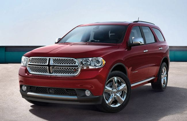 Dodge Philippines is offering a discount of Php 400,000 on the Durango