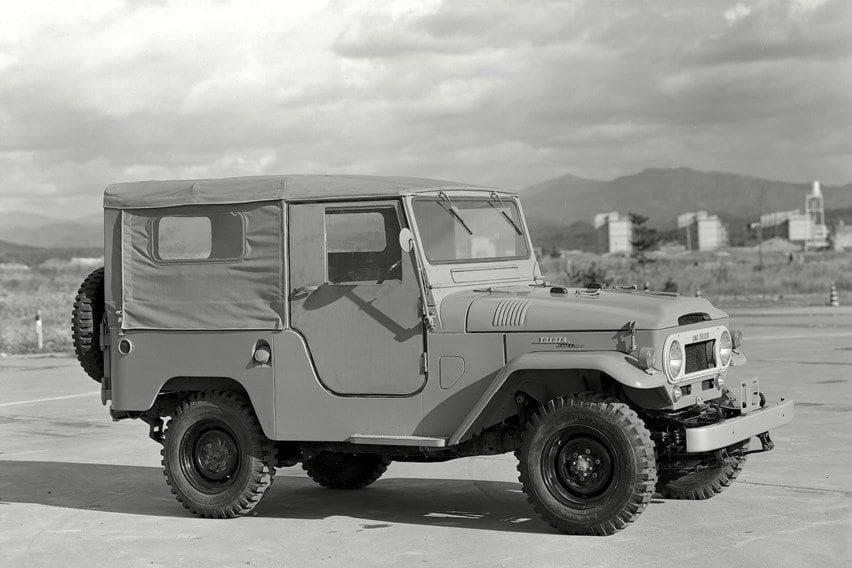 Land Cruiser 1961