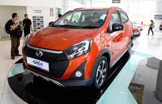2019 Perodua Axia registers 5k bookings  Zigwheels
