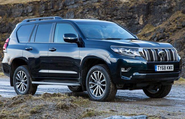 Toyota Land Cruiser sales crossed 10 million units