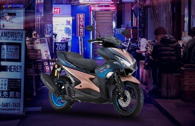 2019 Yamaha NVX 155 Doxou price revealed