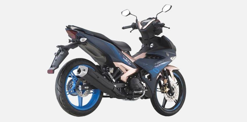 2019 Yamaha NVX 155 rear