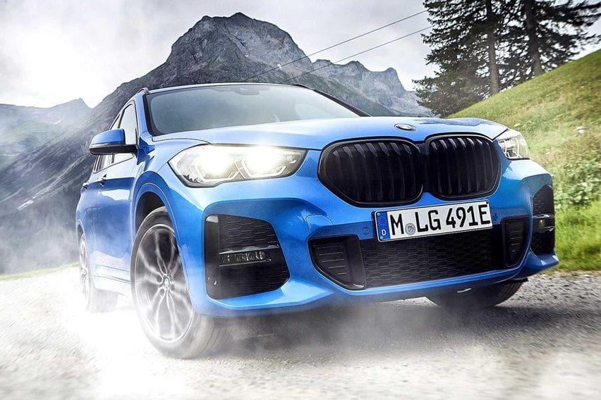BMW X1 PHEV Meluncur, Sanggup Tenggak Seliter Bensin untuk 50 Km
