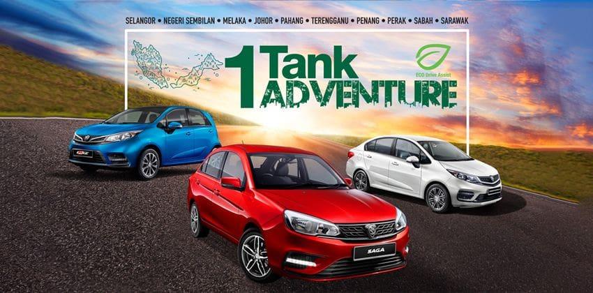 2019 Proton 1-Tank Adventure