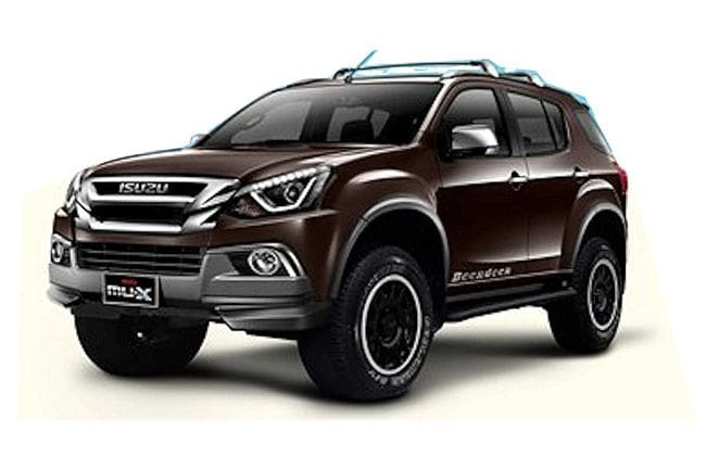 Isuzu mu-X Boondock launched in the PH; price starts at Php 1.84 m