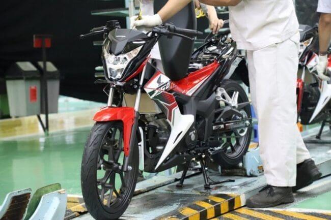 Awal Mula Munculnya Honda Sonic 150R di Indonesia