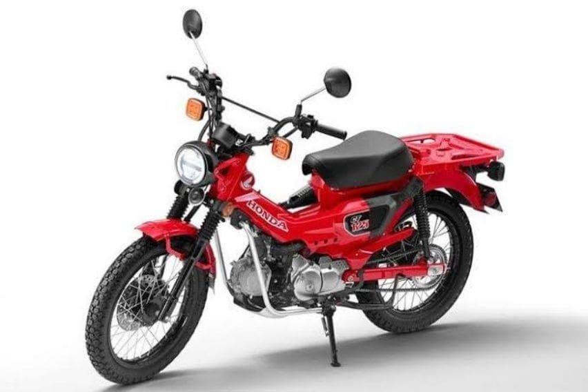 Honda CT125 masuk jalur produksi
