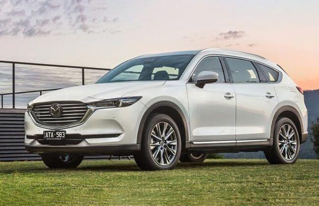 SUV Baru Mazda CX-8 Meluncur di Indonesia Pekan Depan