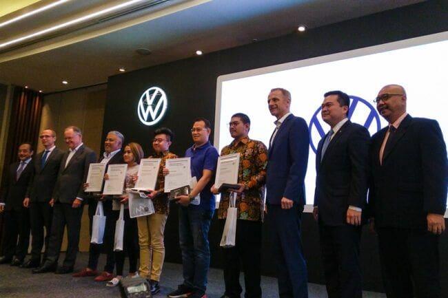 Volkswagen Tiguan Allspace Rakitan Lokal Sapa Konsumen, Akankah Kejayaan VW Kembali?
