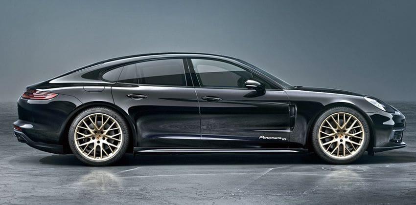 2019 Porsche Panamera 10 Years Edition