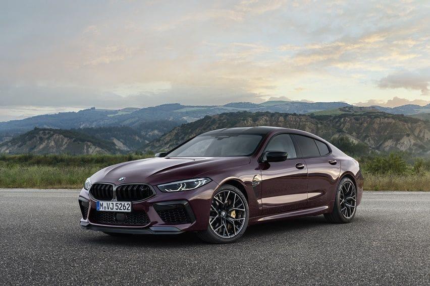 BMW M8 Gran Coupe, Ras Campuran Penantang AMG GT 4-Door
