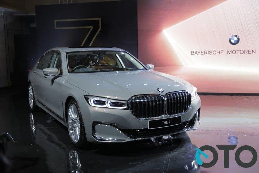 Dijual Rp 2,29 Miliar, BMW 740Li Opulence Punya Teknologi Semi Otonom