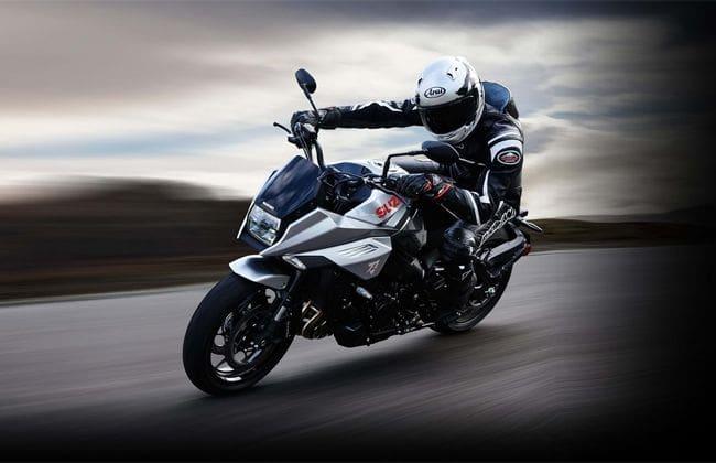 all-new Suzuki Katana