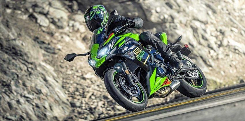 2020 Kawasaki Ninja 650 revealed