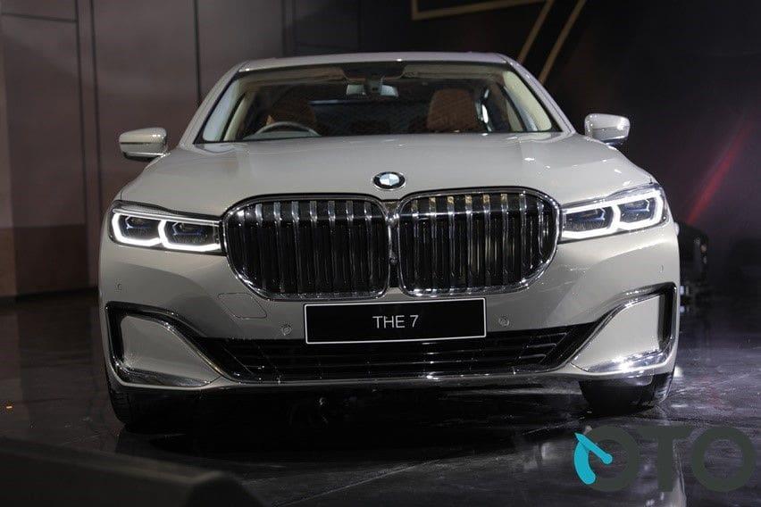 BMW 740Li opulence