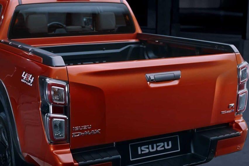 isuzu-d-max-rear