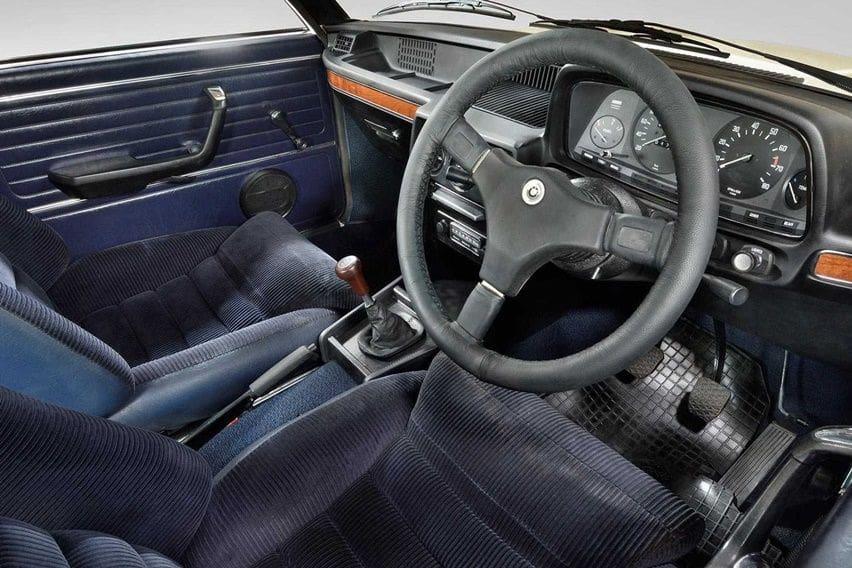 kabin BMW 530