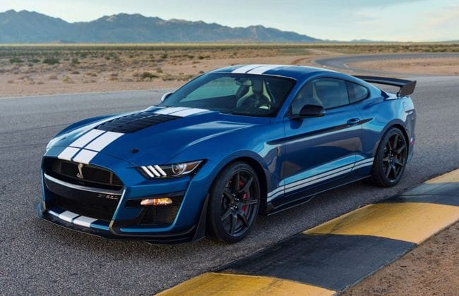 Ford Mustang Shelby Gt500 And Gt350r Isn T Blazing Ph Highways Anytime Soon Zigwheels