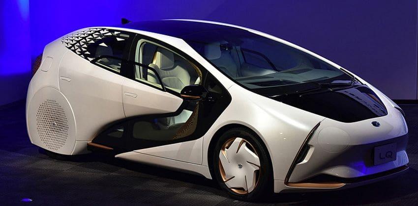 Toyota LQ concept car to display at 2019 Tokyo Motor Show | Zigwheels