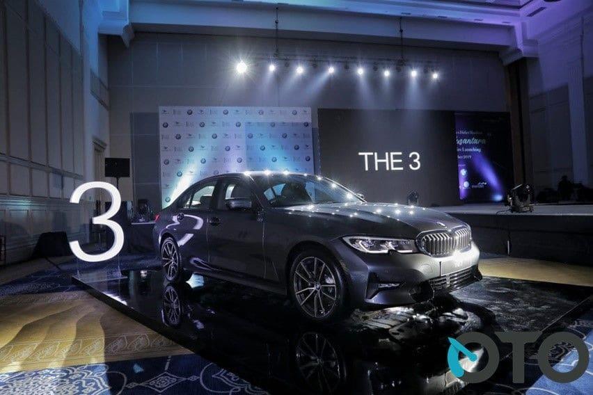 BMW seri 3 termurah