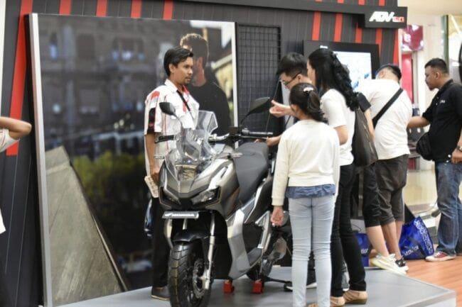 Diler Motor Honda Tawarkan Promo Akhir Tahun, Diskon Maksimal Rp 3 Juta
