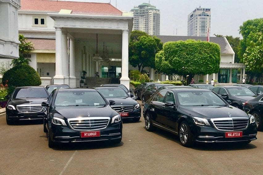 Pemerintah Siapkan 18 Mobil untuk Pelantikan Presiden, Segini Uang Sewanya