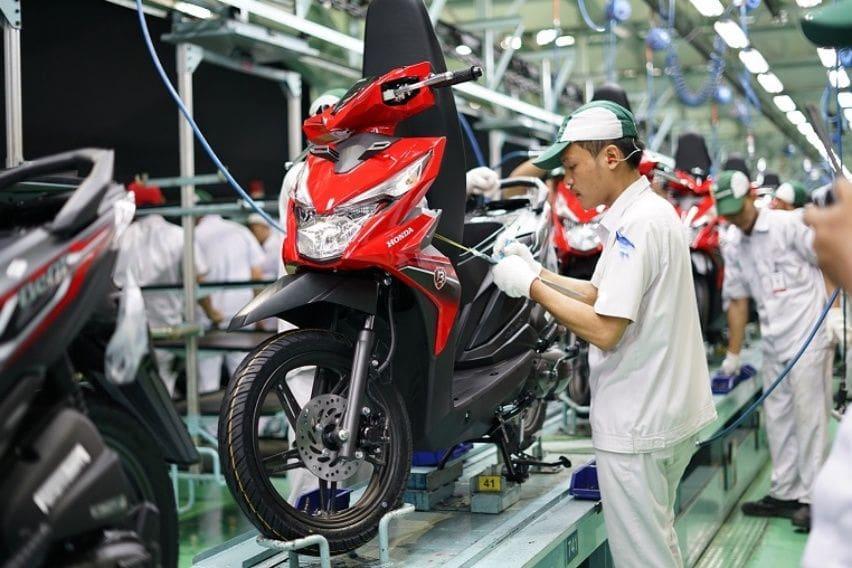 Impor Honda Beat Filipina Stop