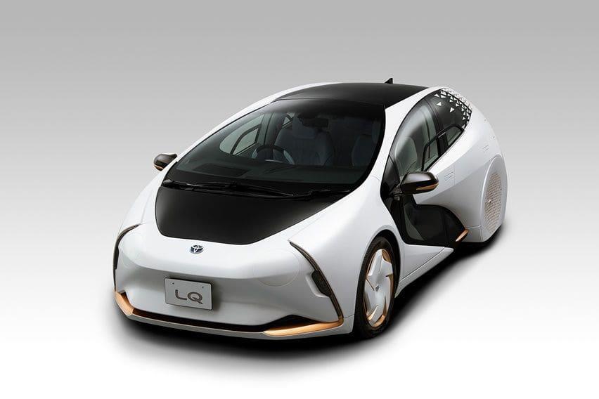 Toyota di tokyo motor show