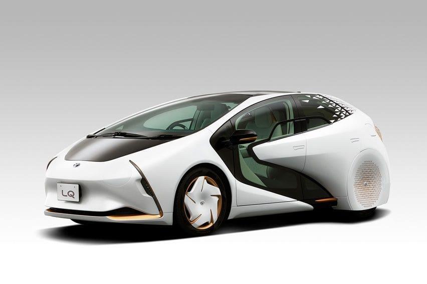 Toyota Tanamkan Ikatan Emosional pada Mobil Konsep LQ