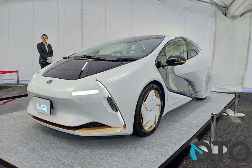 Toyota di tokyo