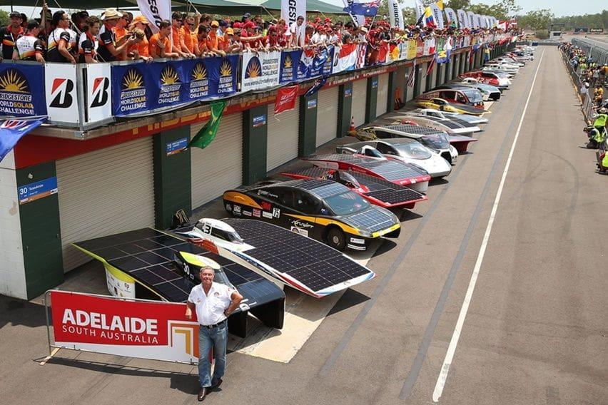 Bridgestone Kembali Sponsori Balap Mobil Bertenaga Surya