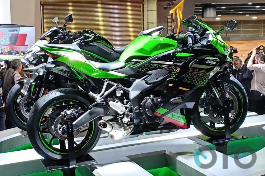 TMS 2019: Ini yang Bikin Kawasaki Ninja ZX-25R Menarik