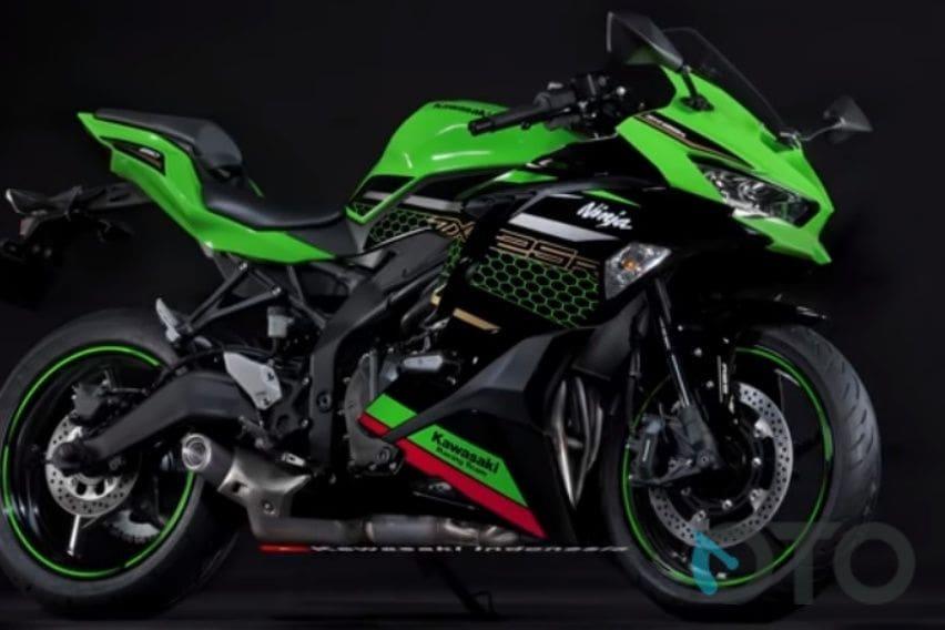Kawasaki Ninja 250 cc 4 Silinder Bertenaga 50 Hp?