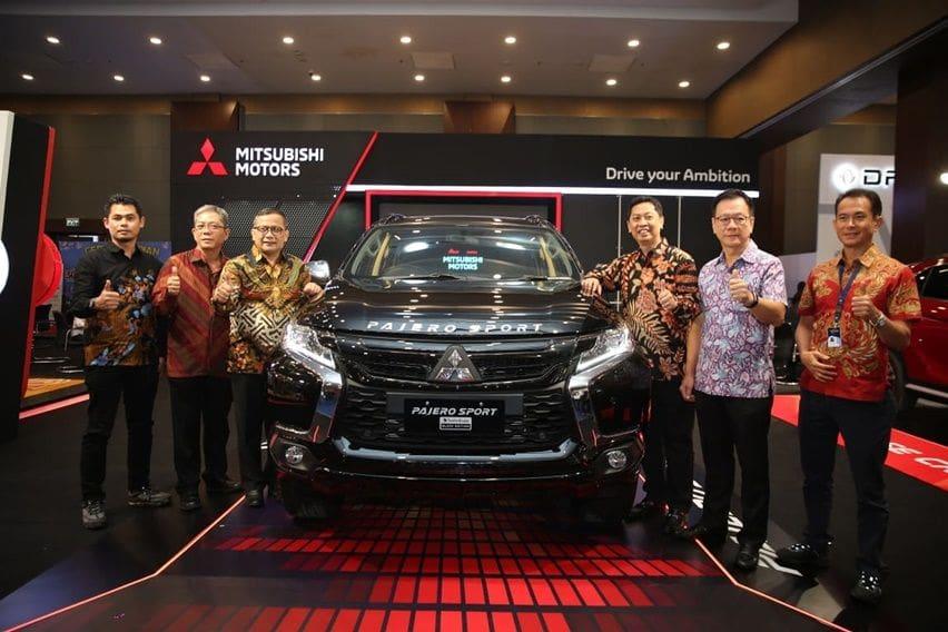 Ikut GIIAS Medan 2019, Mitsubishi Tawarkan Produk dan Program Menarik