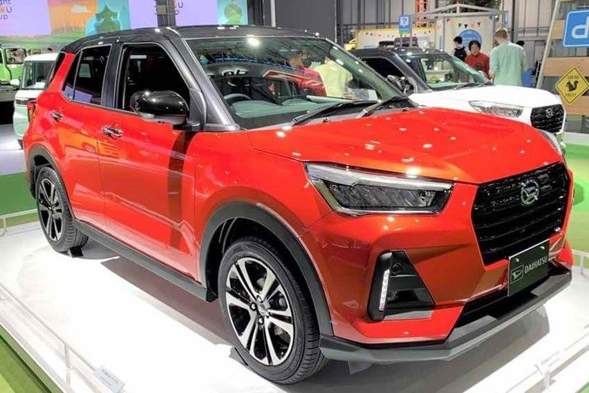 Segera Masuk Indonesia, Begini Perkiraan Spesifikasi Daihatsu Rocky