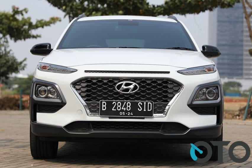 Wajah Hyundai Kona